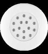 Lampada LED Luminaria para piscina Refletor Bivolt RGB Colorido PRO 30425