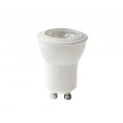 Lampada MINI DICROICA 3.5w LED 2700k Branco Quente  MR11 GU10 LP 37097