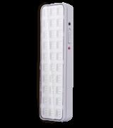Luminaria 30 LED Luz Emergencia Recarregável Bivolt