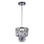 Lustre de cristal Fasano Mini Cromado 140140009 G9 Bivolt