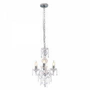 Lustre Mini France 3 transparente 148210000 E14 Bivolt