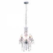 Lustre Mini France 5 transparente 148210001 E14 Bivolt