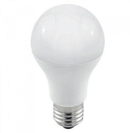 Lampada LED 7w 3000k Bulbo Bivolt Branco Quente  - OUTLED ILUMINAÇÃO