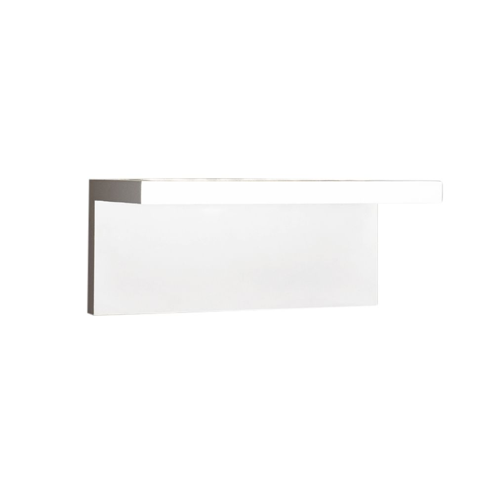 Arandela LED 4w 3000k Branco Quente Parede Ply Branco NS1023  - OUTLED ILUMINAÇÃO