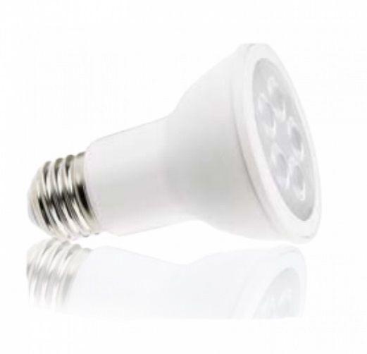 Lampada 7w 3000k LED PAR20 Branco Quente  - OUTLED ILUMINAÇÃO