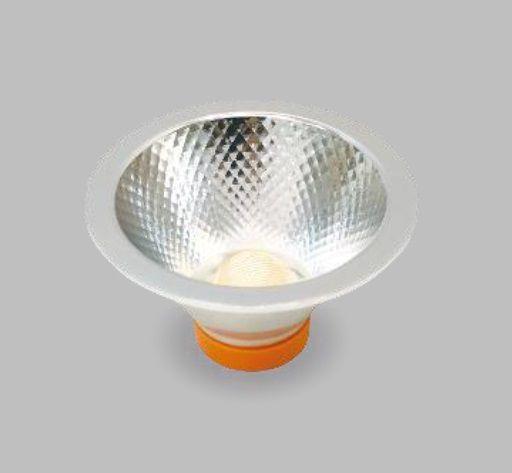 Lampada 7w 3000k LED AR70 COB Branco Quente  - OUTLED ILUMINAÇÃO