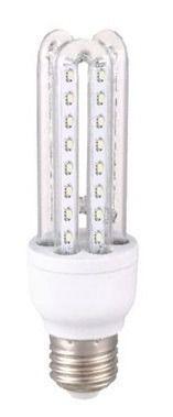 Lampada LED 9w 3000k Econômica Milho Bivolt Branco Quente  - OUTLED ILUMINAÇÃO