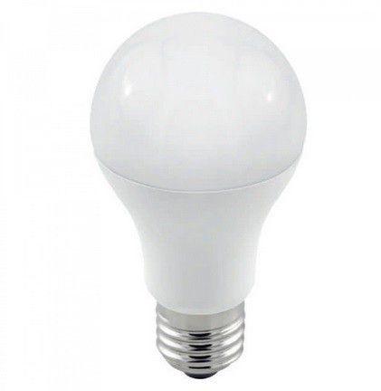 Lampada 12w LED 3000k Bulbo Branco Quente E27 Bivolt  - OUTLED ILUMINAÇÃO