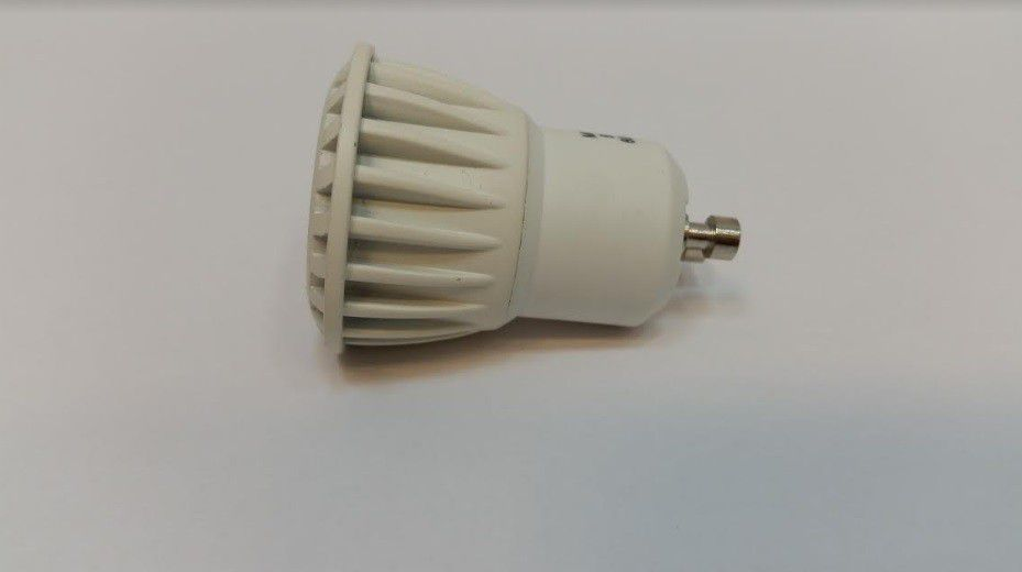 Lampada Led MINI DICROICA 3w 6000k Mr11 Gu10 Branco Frio