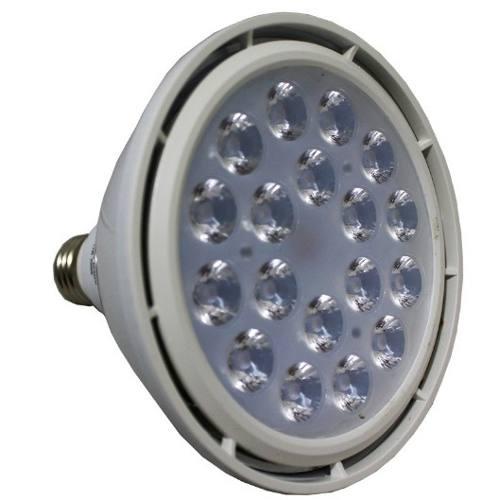 Lampada 17w 3000k LED PAR38 Branco Quente  - OUTLED ILUMINAÇÃO