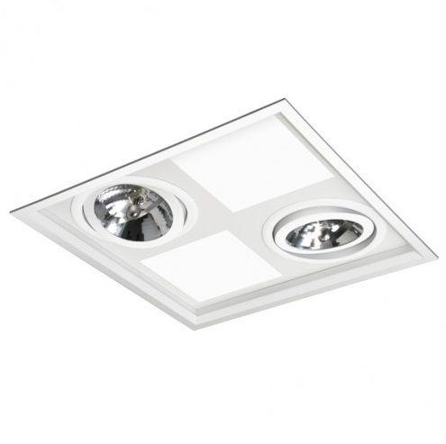Luminaria 4 Lampadas E-27 e 2 AR111 Embutir BL1271/4E  - OUTLED ILUMINAÇÃO