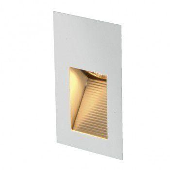 Balizador GU10 Dicroica Luminaria Parede Embutir MR16 BL8006BF Bella Luce  - OUTLED ILUMINAÇÃO