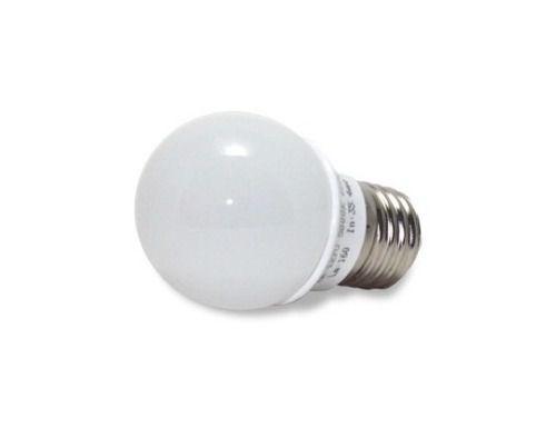 Lampada Bolinha Led 127v 1w Branco Quente 3000k  - OUTLED ILUMINAÇÃO