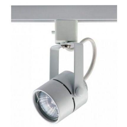 Spot Dicroica GU10 para Trilho Eletrificado DL032B Branco  - OUTLED ILUMINAÇÃO