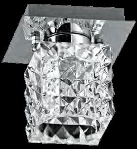 Lustre G9 Plafon Prism HU2149C  - OUTLED ILUMINAÇÃO