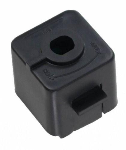 Adaptador Para Trilho Eletrificado DL022P Preto  - OUTLED ILUMINAÇÃO