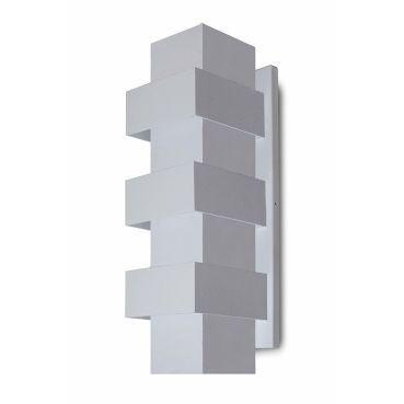 Arandela Em Alumínio 254/3  - OUTLED ILUMINAÇÃO