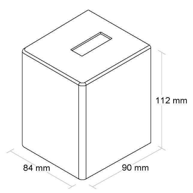 Arandela G9 Parede com Difusor em Vidro BL8036A Branco Fosco  - OUTLED ILUMINAÇÃO