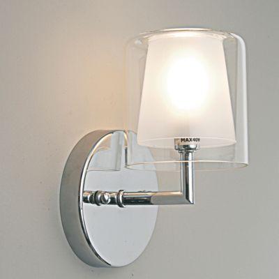 Arandela Maison 10x20cm Lampada G9 Cromada Bella Mo0016