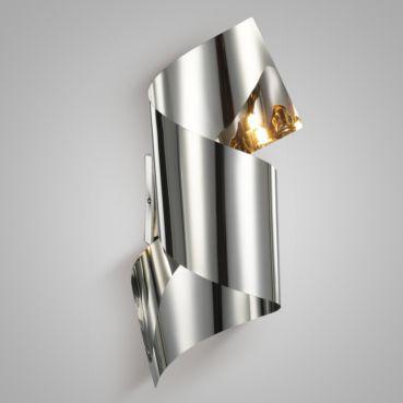 Arandela Steel Cromado AR-087/2.15C  - OUTLED ILUMINAÇÃO