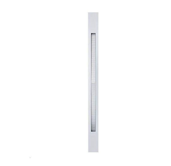 Balizador G9 Parede Embutir Branco Fosco Bella Luce BL6008M  - OUTLED ILUMINAÇÃO