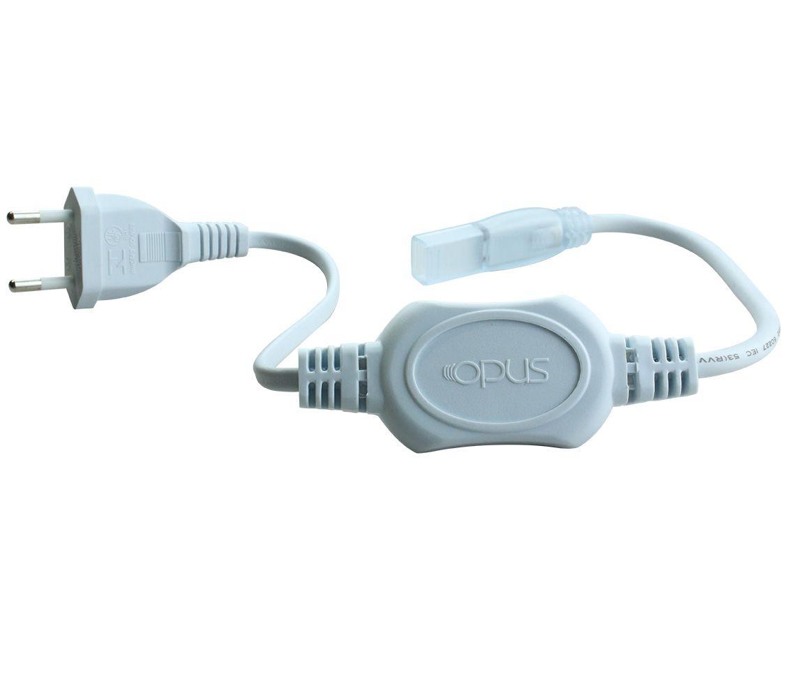 CABO DE ENERGIA PARA FITA LED 5050 127V AC32337