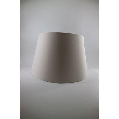 CUPULA ABAJUR LINEN 37,5cm x 32,5cm x 50cm OFF WHITE AL002W