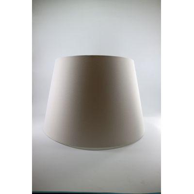 CUPULA ABAJUR LINEN 45cm x 39cm x 60cm OFF WHITE AL003W