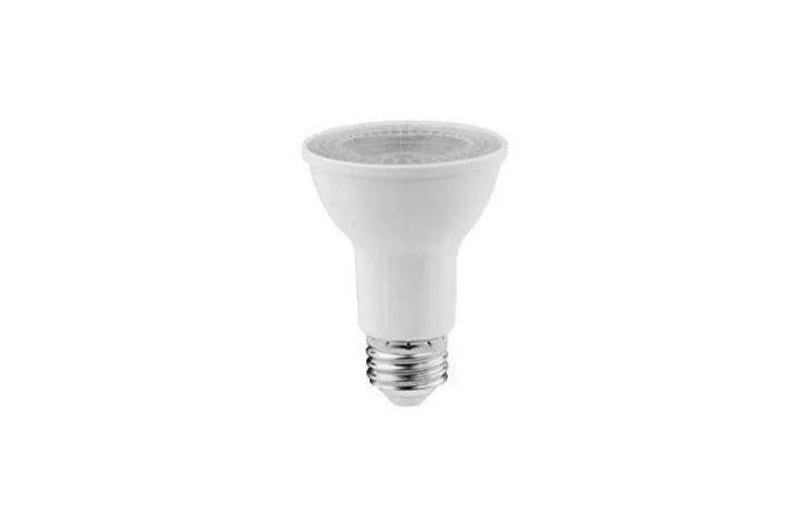 Kit 6 Lampada LED PAR20 6w Branco Frio 6000k Bivolt  - OUTLED ILUMINAÇÃO