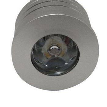 Lampada 1W 6000K LED MINI DICROICA GU10 Branco Frio  - OUTLED ILUMINAÇÃO