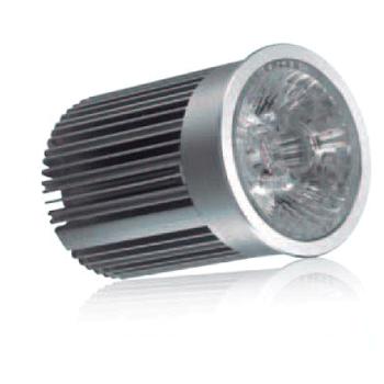 Lampada  9w 3000k 127v LED Dicroica Dimerizavel LP003QA  - OUTLED ILUMINAÇÃO