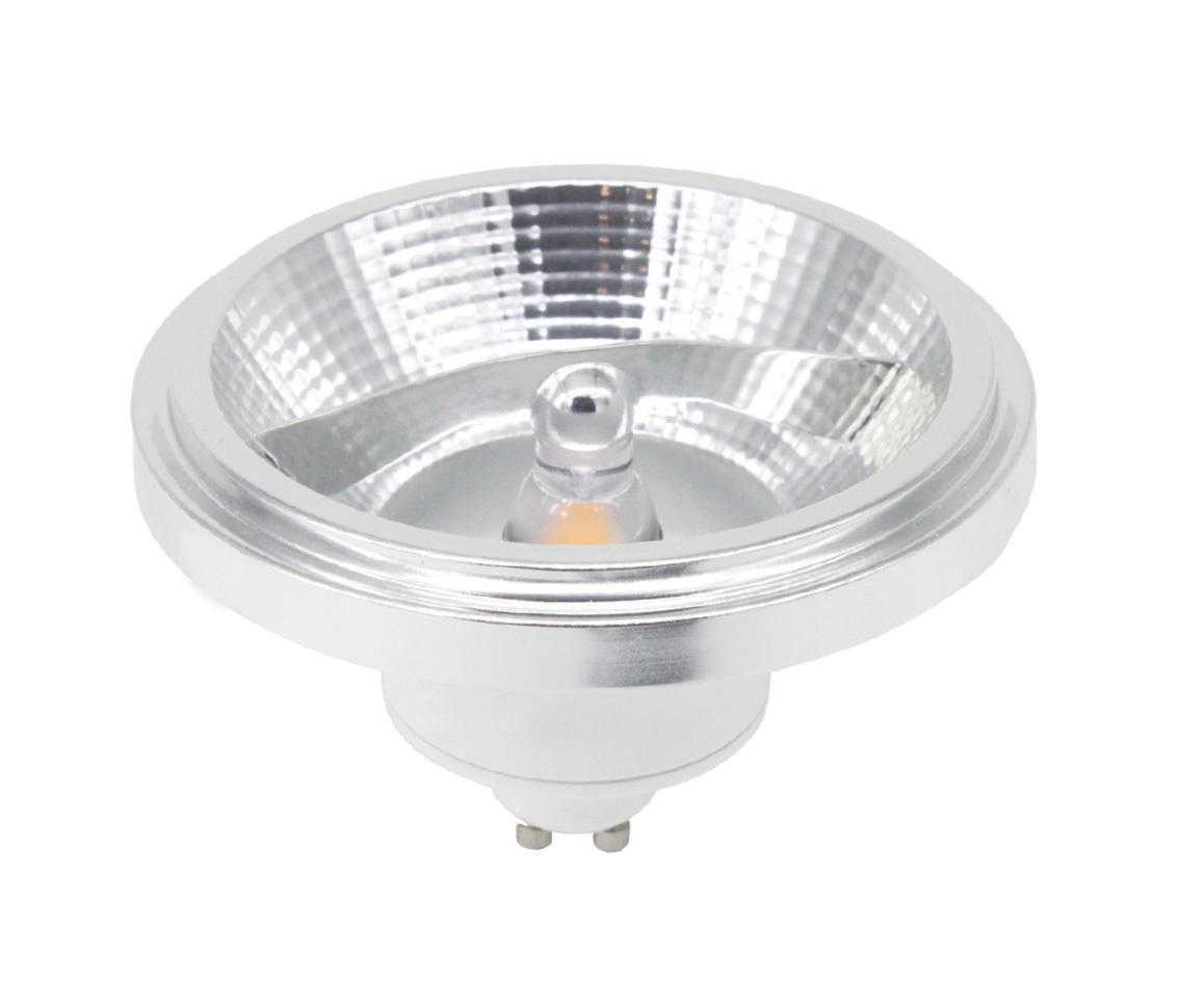 Lâmpada Ar111 LED 12w 4000k Branco Morno COB Bivolt LP 37295