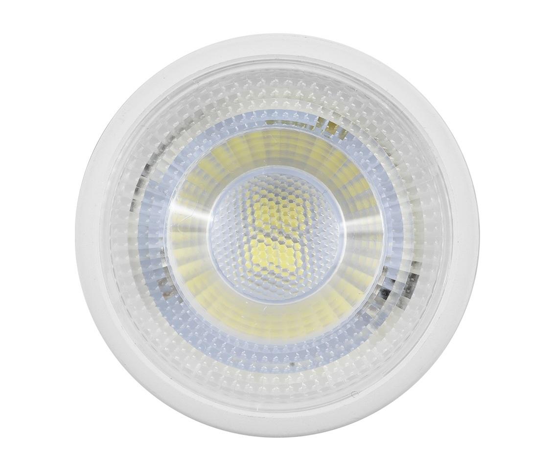 Lampada Dicroica 4.8w Led Branco Morno 4000k Mr16 Gu10 Bivolt Lp 37134