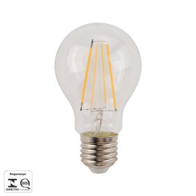 LAMPADA FILAMENTO DE LED E27 4,8W 480LM 2700K BIV LP186C  - OUTLED ILUMINAÇÃO