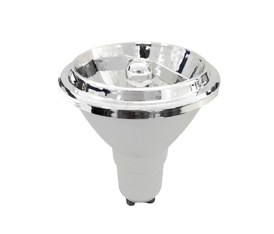Lâmpada Led 4.8w 2700k Ar70 Branco Quente Gu10 Bivolt LP32825  - OUTLED ILUMINAÇÃO
