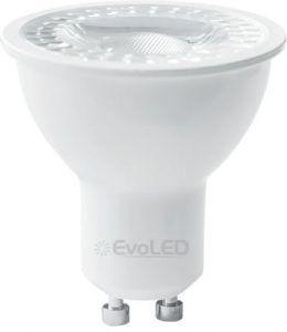 Lâmpada Led 7w 2700k Dicroica Mr16 Bivolt Gu10 Branco Quente Le-3116  - OUTLED ILUMINAÇÃO