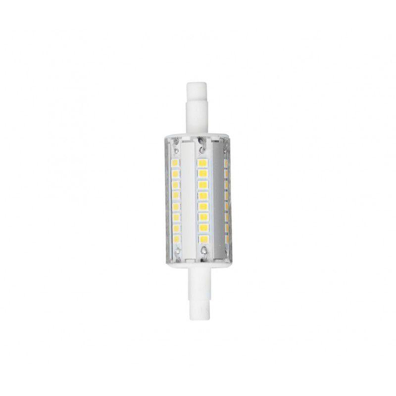 Lâmpada Led 5w 3000k Branco Quente R7s Bivolt LP32740  - OUTLED ILUMINAÇÃO