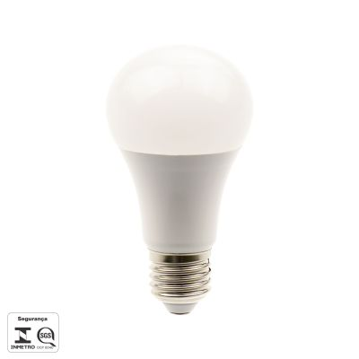LAMPADA LED A60 BULBO E27 6W 500LM 6500K 127-220V LP151C  - OUTLED ILUMINAÇÃO