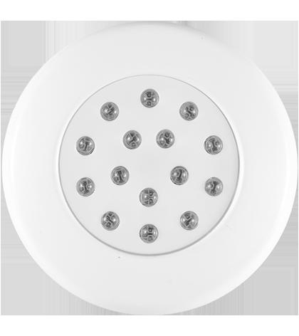 Lampada LED Luminaria para piscina Refletor Bivolt RGB Colorido  - OUTLED ILUMINAÇÃO