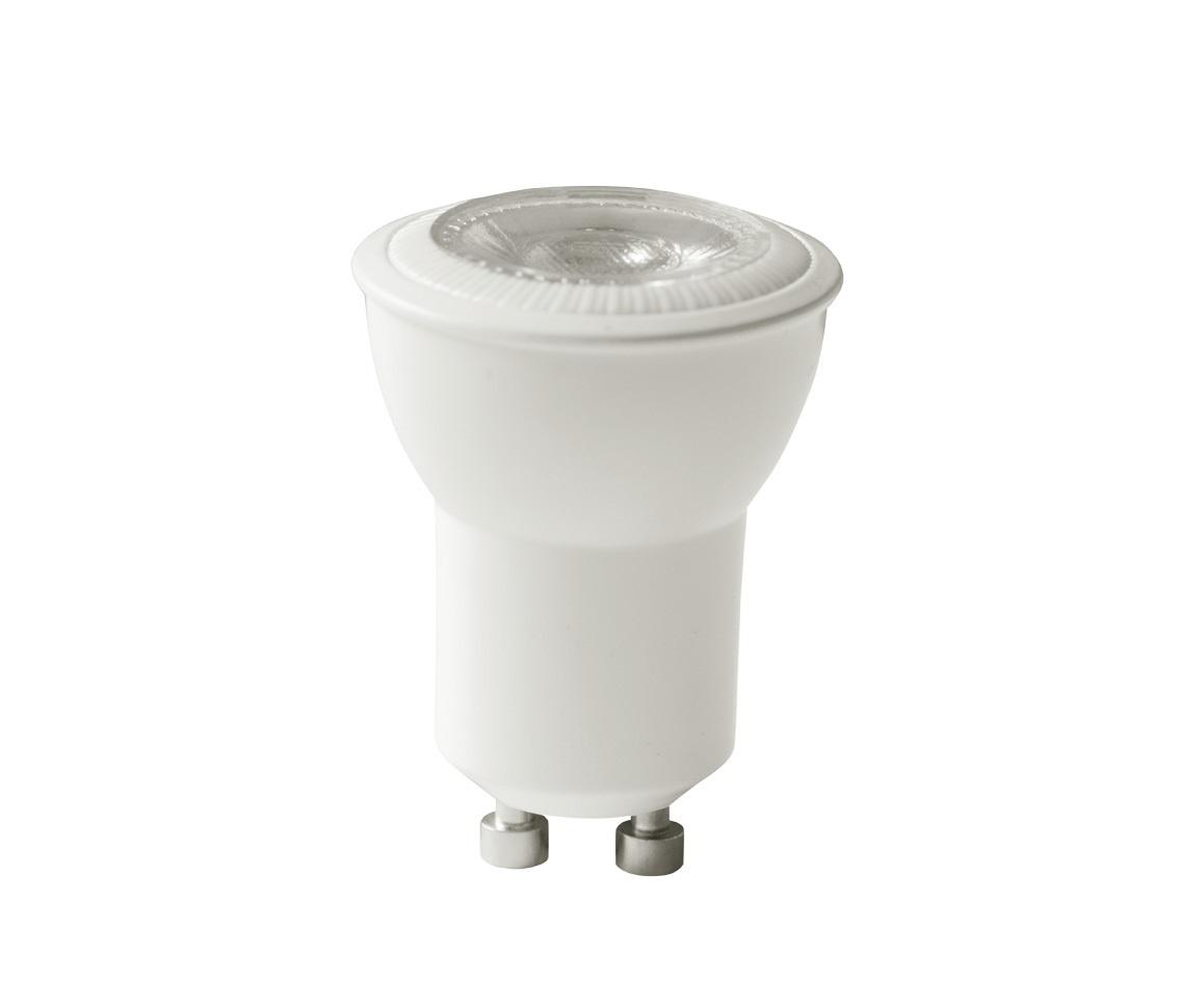 Lampada MINI DICROICA 3.5w LED 4000k Branco Morno  MR11 GU10 LP 37103