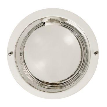 Luminária de Embutir Redonda E27 1060