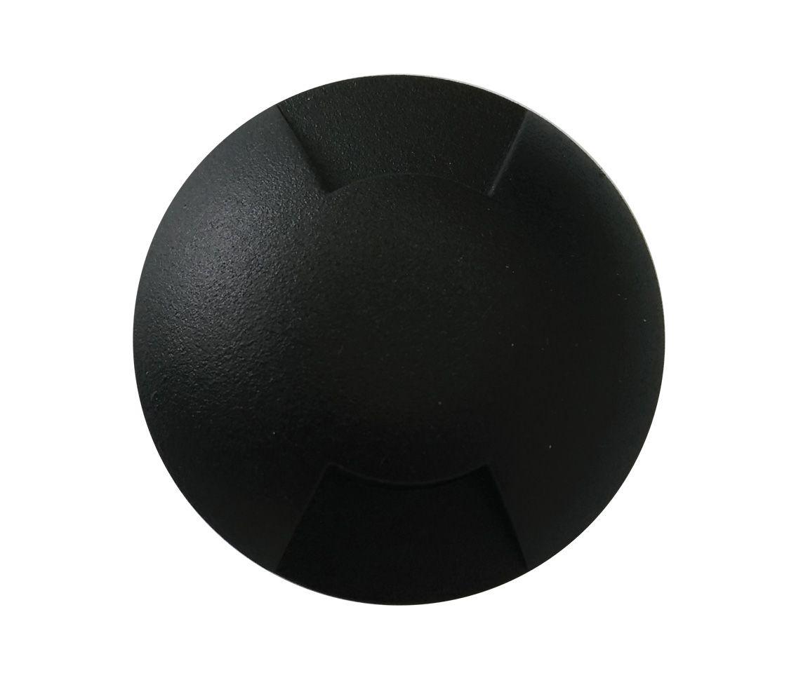 Luminária Embutida Solo 0.75w 2700k Branco Quente Balizador Trace 2x Bivolt Pro 33532  - OUTLED ILUMINAÇÃO