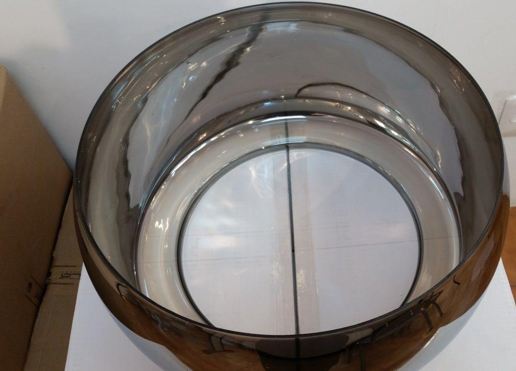 Lustre 60cm 9 Lampada G9 Pendente Plafon SOHO PD006CR Cromado  - OUTLED ILUMINAÇÃO
