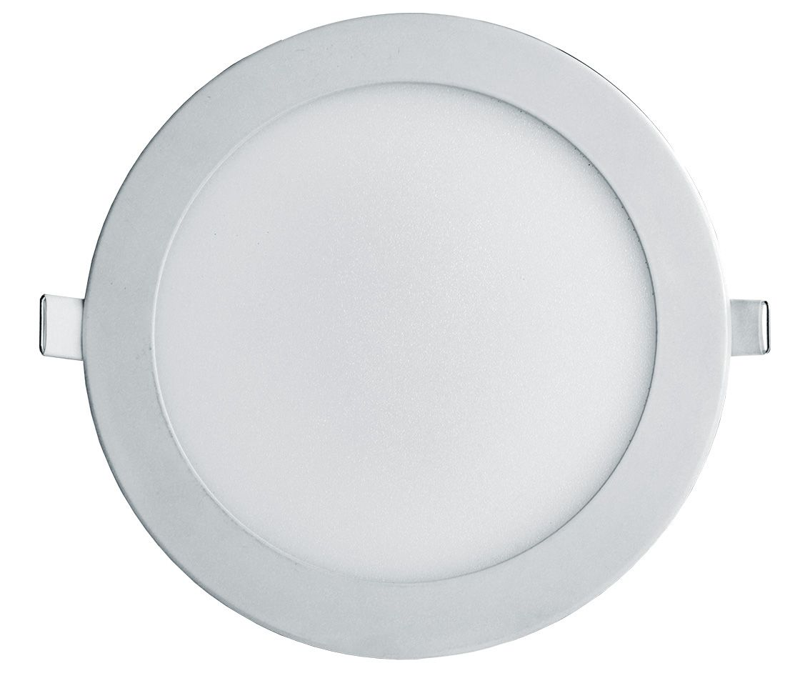 Painel de Embutir Redondo LED 18W 6500K Bivolt ECO 33815 - Opus