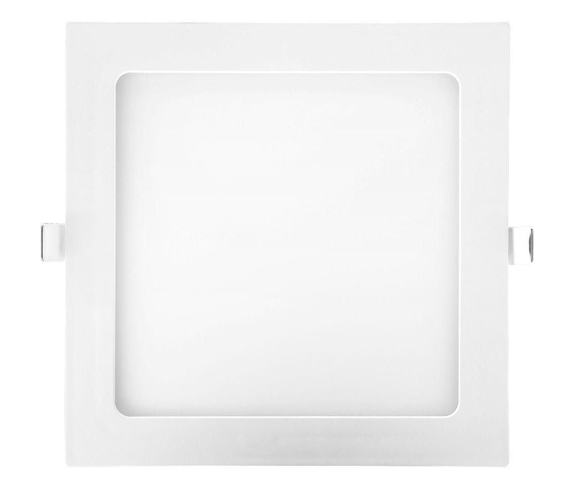 Painel Led 18w 6400k Branco Frio Embutir Quadrado Bivolt Eco 32528