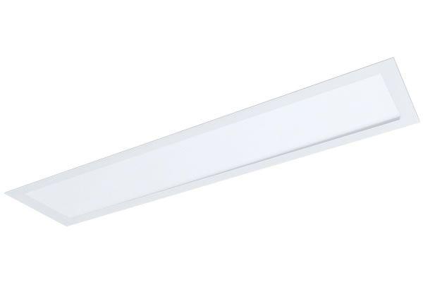 PAINEL LED 24W 6000K EMBUTIDO SLIM RETANGULAR LE-4624  - OUTLED ILUMINAÇÃO