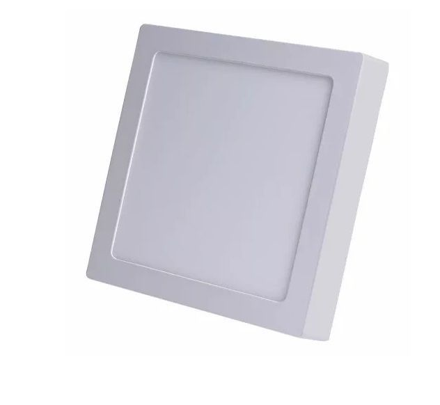 Plafon 30w 6000k LED Painel Sobrepor Quad Smart Branco DL101CW  - OUTLED ILUMINAÇÃO