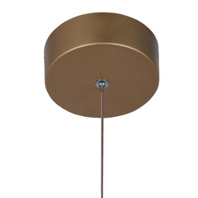 Pendente Mimo 16CM X 36CM 1 X LED 5W FRENCH GOLD/TR BB004G