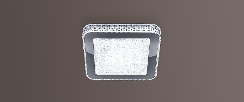 PLAFON GEMINI SOBREPOR LED 12W 960LM 28CM BRANCO FRIO 6500K HM30364