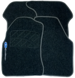 Tapete de Carpete Ford Ecosport  - Só Frisos Ltda